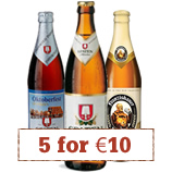 Any 5 for €10