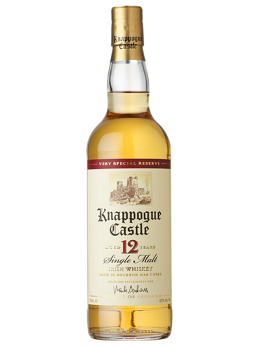 Knappogue Single Malt 12 Year Old