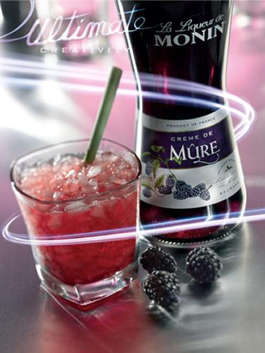 MONIN Blackberry liqueur