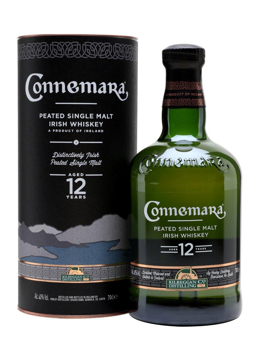 Connemara 12 Year Old Peated Irish Whiskey