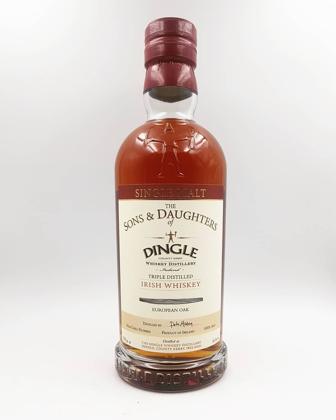 Dingle Distillery The Sons and Daughters of Dingle European Oak