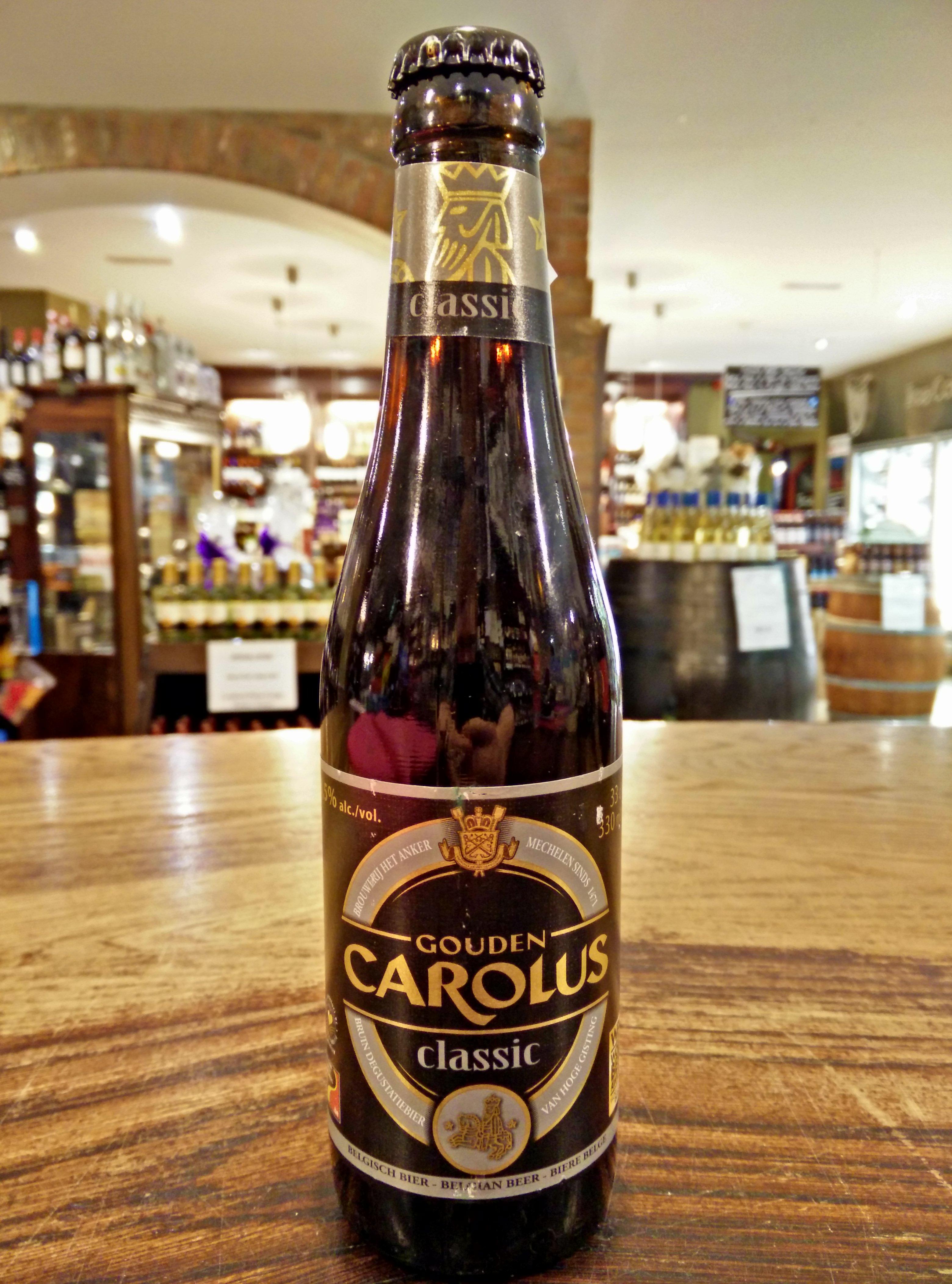 Gouden Carolus Classic 8.5%