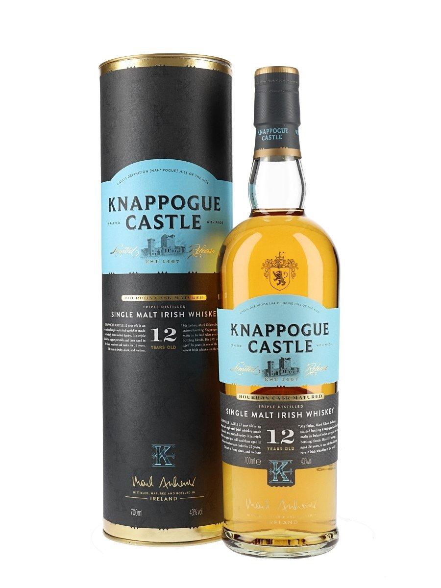 Knappogue Castle Single Malt 12 Year Old