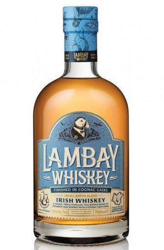 Lambay Whiskey Small Batch Blend