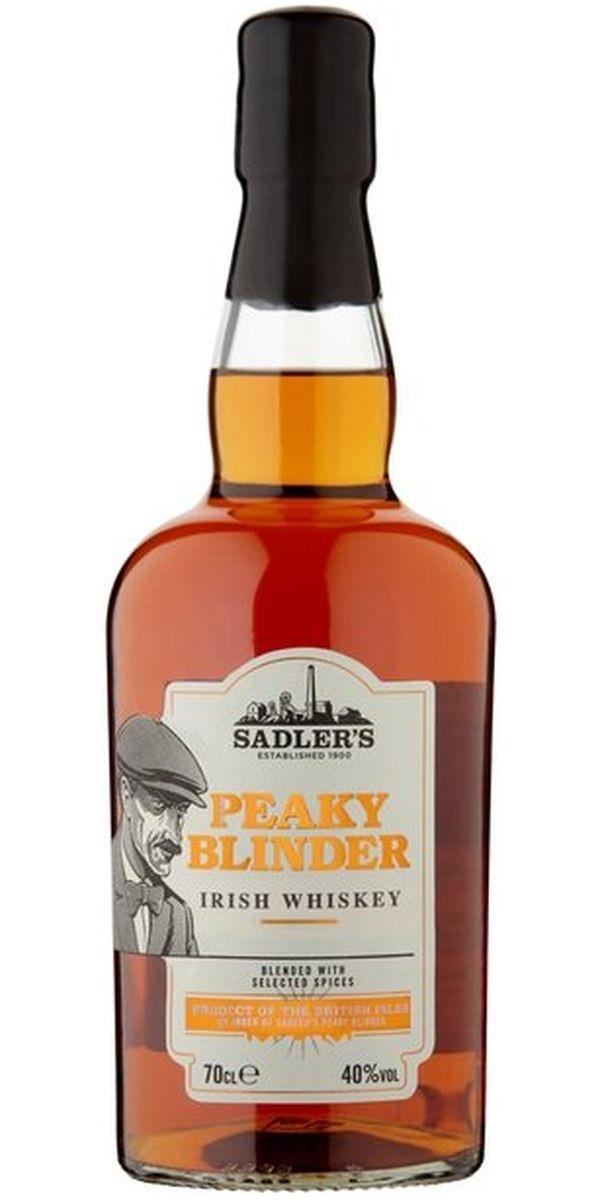 Peaky Blinder Blended Irish Whiskey