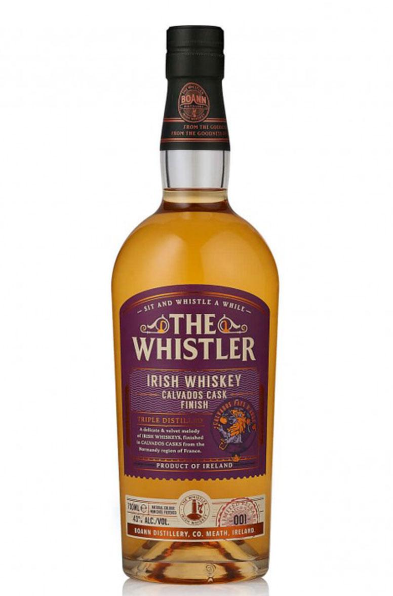 The Whistler Calvados Cask Finish