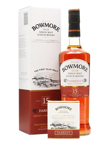 Bowmore 15 Year Old - Darkest