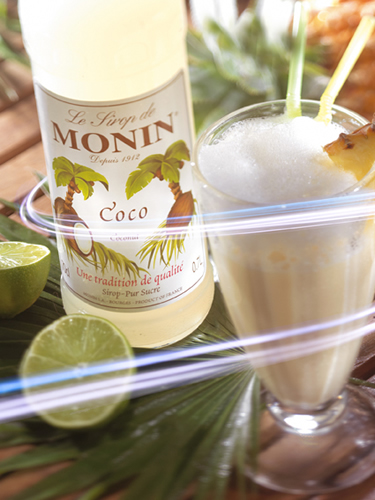 MONIN Coconut syrup (700ml)