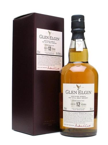 Glen Elgin 12 Year Old Un-boxed