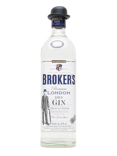 Broker's Export Gin