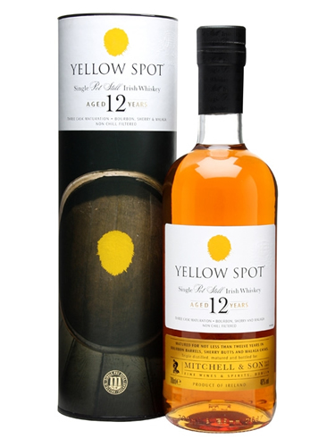 Mitchell's Yellow Spot 12 Year Old
