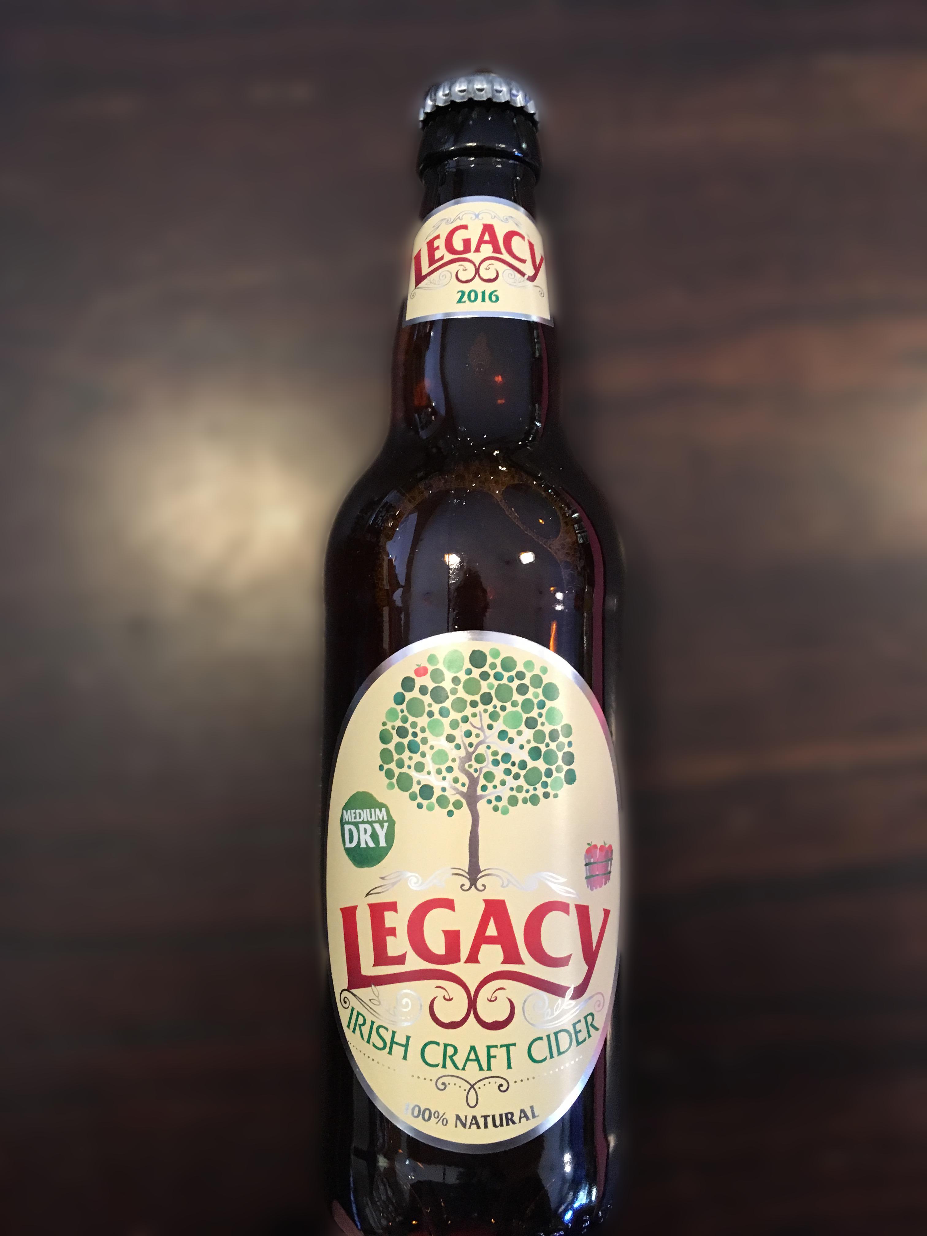 Legacy Irish Cider