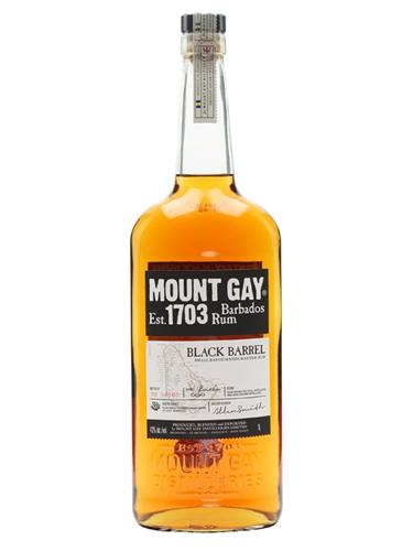 Mount Gay Black Barrel / Litre