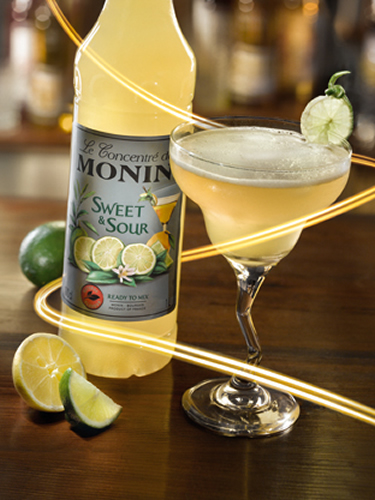 MONIN Sweet & Sour (1 Litre)