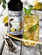 MONIN Lemon Tea syrup (1 Litre)