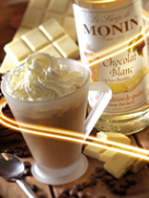 MONIN White Chocolate syrup (700ml)