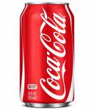 Coke 330ml Can