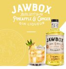 Jawbox Pineapple and Ginger 70cl