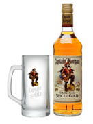 Captain Morgan Spiced Rum Spirit Drink