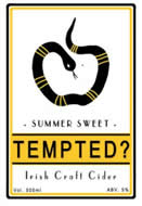 Tempted Summer Sweet Irish Cider