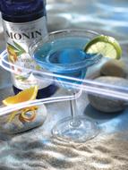 MONIN Blue Curacao syrup (700ml)