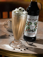 MONIN Coffee syrup (700ml)