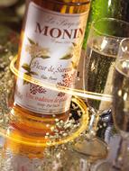 MONIN Elder Flower syrup (700ml)