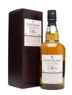 Glen Elgin 12 Year Old Un-boxed