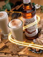 MONIN Gingerbread syrup (1 litre)