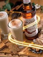 MONIN Gingerbread syrup (1 litre)