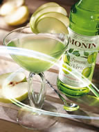 MONIN Green Apple syrup (700 ml)