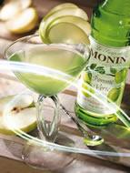 MONIN Green Apple syrup (700 ml)