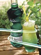 MONIN Green Mint liqueur (700ml)