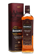 Bushmills 16 Year Old / Three Wood