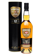 Powers Gold Label 12 Year Old Irish Whiskey /Special Reserve