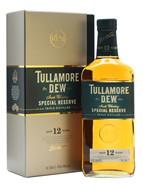 Tullamore Dew 12 Year Old / Special Reserve