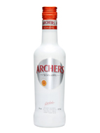 Archers Peach Schnapps Liqueur / Half Bottle
