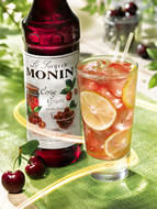 MONIN Morello Cherry syrup (1 Litre)