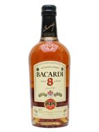 Bacardi Rum 8 Year Old