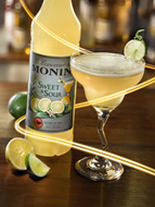 MONIN Sweet & Sour (1 Litre)
