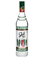 Stolichnaya Hot Vodka / Jalapeño