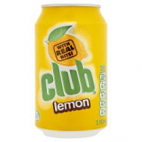 Club Lemon 330ml Can