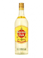 Havana Club Blanco Superior 3 Year Old