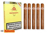 Montecristo Number 4 tube