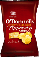O'Donnell's Cheese & Onion Crisps