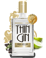 Thin Gin 70cl PROMO 4 FREE FEVER-TREE TONICS WITH EVERY BOTTLE