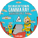 Beavertown Gammaray American pale ale