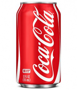 Coke 330ml Can