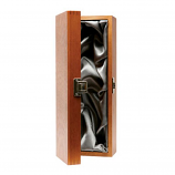 Single Bottle Luxury Wooden Wine Box