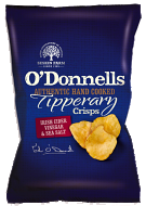 O'Donnell's Salt & Vinegar Crisps